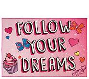 Jojo Siwa Follow Your Dreams 46 x 66 AreaRug - H301075