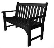 POLYWOOD Vineyard 48 Bench - H349875