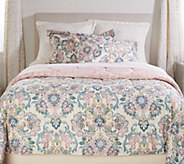 3-Piece Full Jacobean Comforter Set by Valerie - H217876