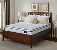 Serta Perfect Sleeper Carmine Euro Top Full Mattress Set - H291976
