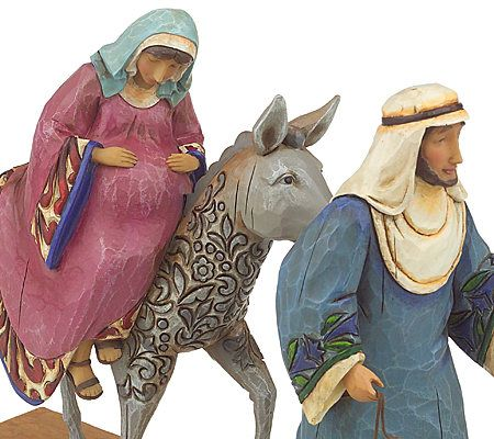 Image result for image of pregnant mary on a donkey with joseph traveling to bethlehem