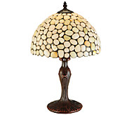 Meyda Tiffany-Style 19 Agata Opal Table Lamp - H286577