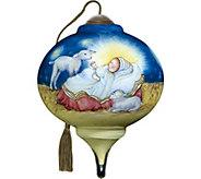 3.00 Baby Jesus Ornament by NeQwa - H294277