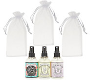 Poo-Pourri Vintage S/3 4oz. Bathroom Deodorizers with Gift Bags - H217478