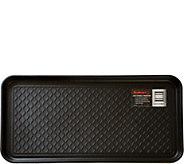 Stalwart Utility Boot Tray Mat - 30 x 15 - H291378