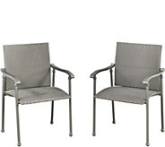 Umbria Set of Two Arm Chairs - H291778