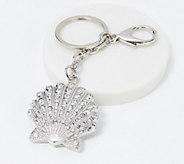 Killarney Crystal Choice of Crystal Keychains - H197779