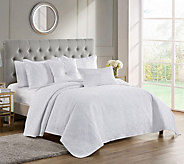 Inspire Me! Home Decor Celeste Queen 5-Piece Quilt Set - H216579