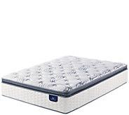 Serta Perfect Sleeper Cal KG Bravada Pillowtop Mattress - H219179