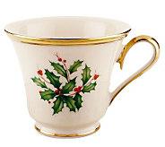Lenox Holiday Teacup - H281779