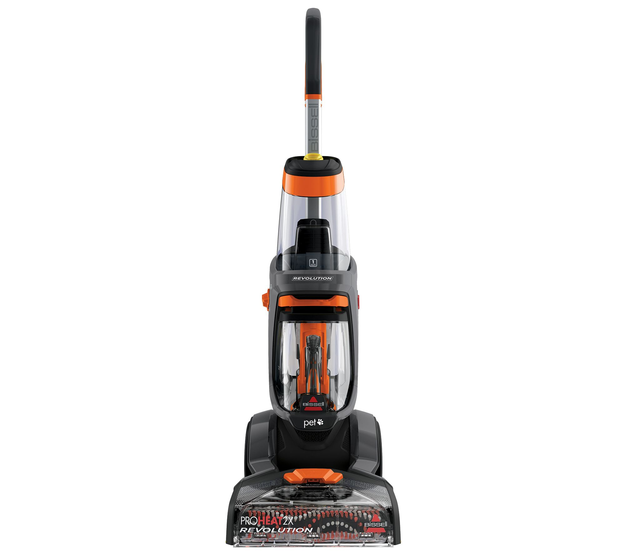 Bissell Proheat 2x Revolution Pet Carpet Cleaner Manual Guide