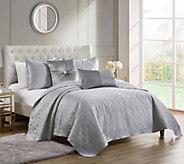 Inspire Me! Home Decor Celeste King 5-Piece Quilt Set - H216580