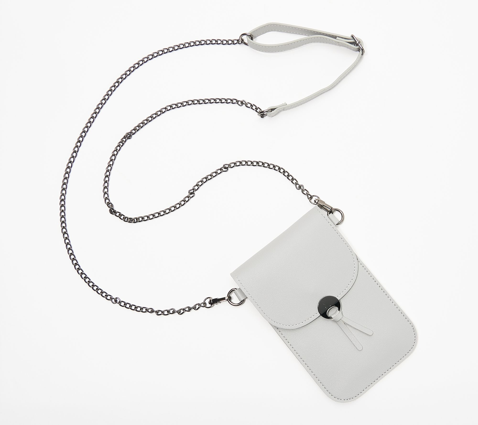 new concept 2120c f3c24 Cell Phone Purse w/ Touch Screen Easy Access by Lori Greiner — QVC.com