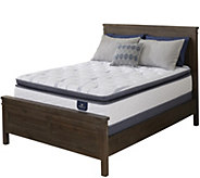 Serta Perfect Sleeper Belleshore Super PT Full Mattress Set - H211981