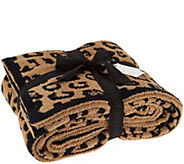 Barefoot Dreams Cozychic Barefoot in the Wild Throw - H212481