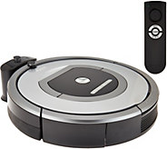 iRobot Roomba 761 Robotic Vacuum with Remote &Docking Station - H297681
