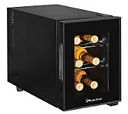 Magic Chef 6-Bottle Wine Cooler - H358981