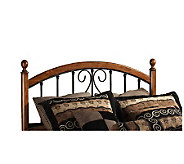 Hillsdale Furniture Burton Way Headboard - King - H156482
