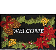 Nourison 20x32 Hand-Hooked Seasonal Accent Rug - H212082