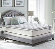 Serta Perfect Sleeper Cache Hotel Pillowtop Full Mattress Set - H217482