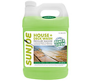 Sun Joe House and Deck All-Purpose Pressure Washer Cleaner - H294582