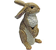 Design Toscano Hopper The Bunny Garden Rabbit Statue - H300582