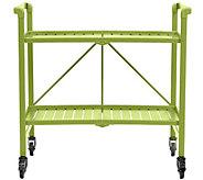 Outdoor Folding Serving Cart - H289083
