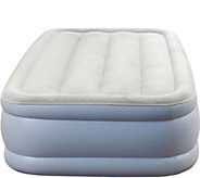 Beautyrest Twin 15 Raised Adjustable Air Bed Mattress - H293183