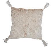 Inspire Me! Home Decor Charlton Faux Fur S/2 24 Pillows - H213184