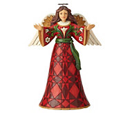 Jim Shore Heartwood Creek Angel Figurine - H216184