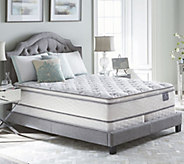Serta Perfect Sleeper Cache Hotel Pillowtop Split Queen Mattress Set - H217484