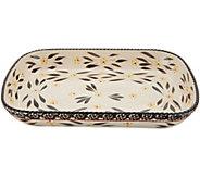 Temp-tations Old World Deep Dish Platter - H217085
