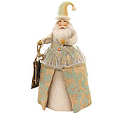 Jim Shore Rivers End Santa with Skates Figurine - H287785