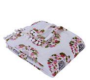 Berkshire Blanket Live, Laugh, Love Throw Blanket - H302885