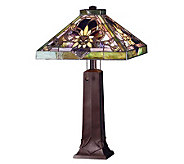 Tiffany Style 22H Solstice Table Lamp - H181286