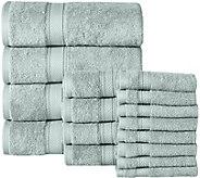 16-Piece Cotton Towel Set - H294886