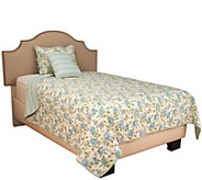 Home Reflections TWin 3- Piece Floral 100Cotton Quilt - H210887