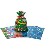 Kringle Express 16-Piece XL Holiday/EverydayGift Bag Set - H301187