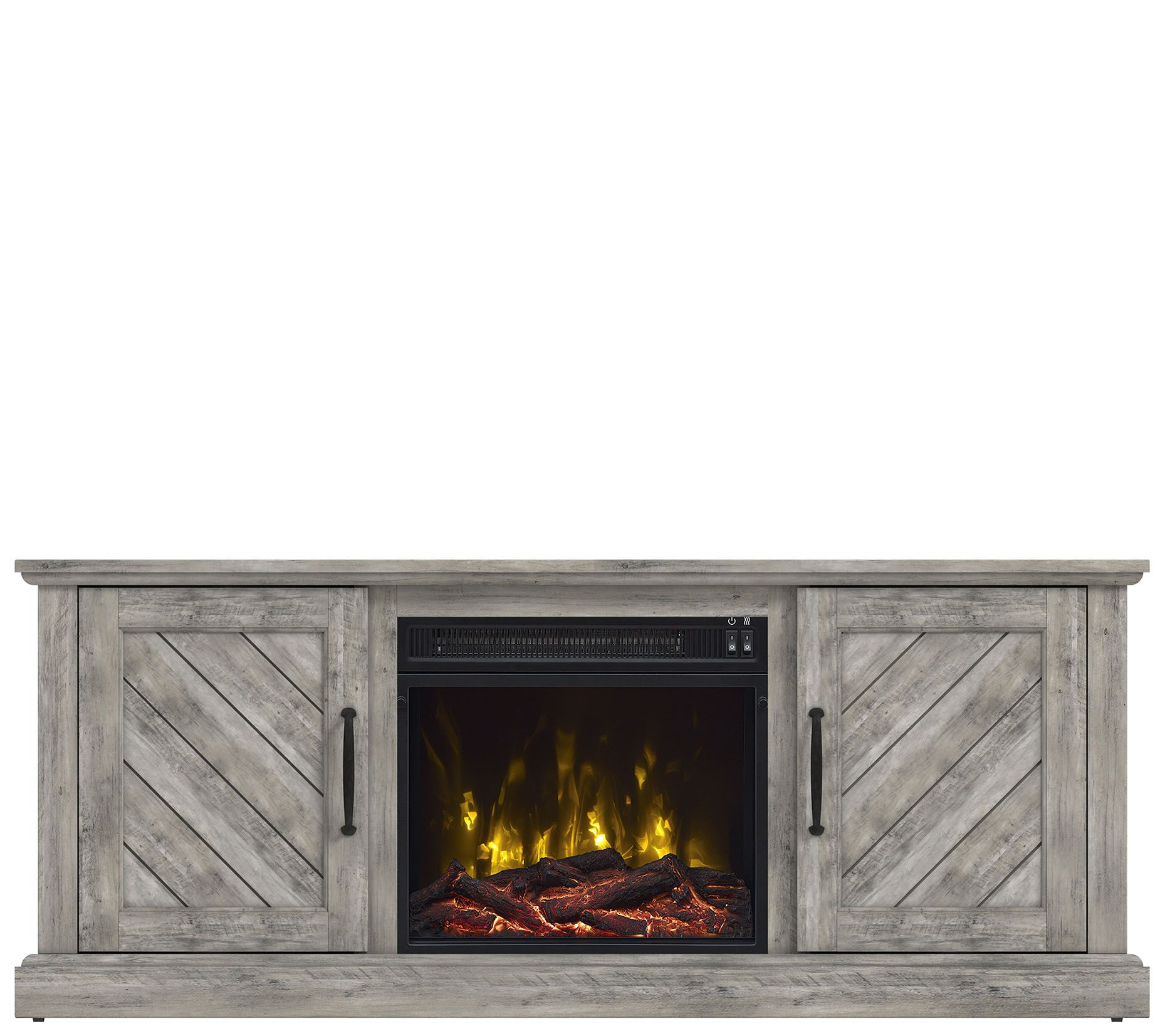 Classic Flame Belcrest Tv Stand With Electricfireplace Page 1
