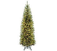 National Tree Company 7.5 Prelit Kingswood FirTree - H303287