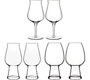 Luigi Bormioli Birrateque 6-Piece Craft Beer Set - H294588