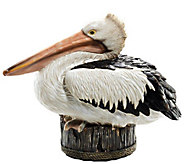 Design Toscano Dock Of The Bay Pelican Statue - H300588