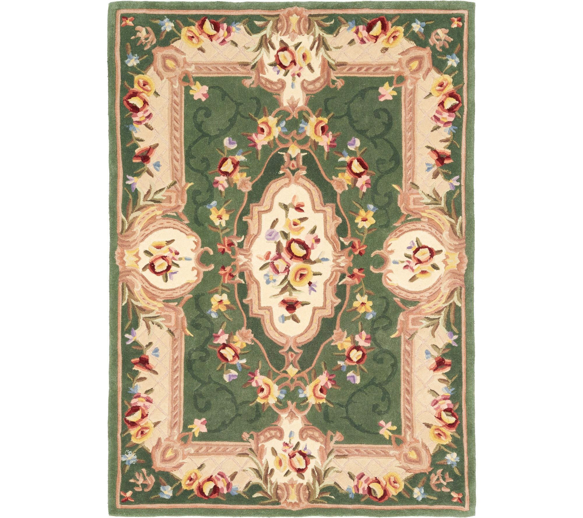 Royal Palace Special Edition Savonnerie 5 X 7 Wool Rug