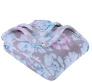 Berkshire Blanket PrimaLush Blooming Peony Throw Blanket - H302889