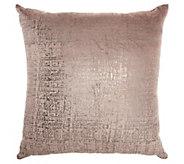 Inspire Me! Home Decor 24 x 24 Nude Decorative Pillow - H303189