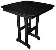 POLYWOOD Nautical 37 Counter Table - H349889