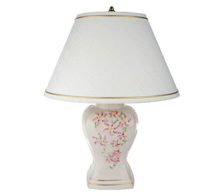 qvc stained also and floor lamp sale lamps for glass