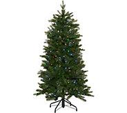 Santas Best 5 Green 137 Function LED Smart Tree - H212890