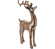 Scott Living Indoor/Outdoor 32 Standing Reindeer - H215590