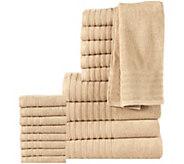 18-Piece Cotton Towel Set - H294890